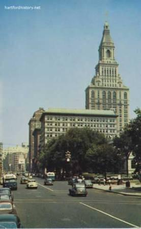 The Travelers Tower